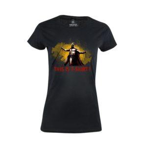 Tričko dámské This is T-shirt