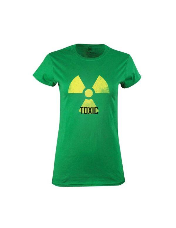 Tričko dámské Toxic