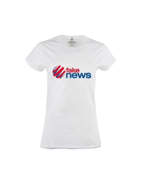 Tričko dámské True Fake News