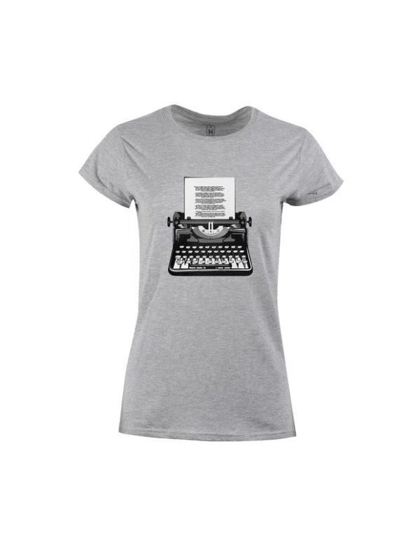 Tričko dámské Typewriter