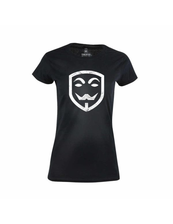 Tričko dámské We are anonymous