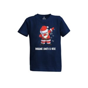 Tričko dětské Dabbing Santa