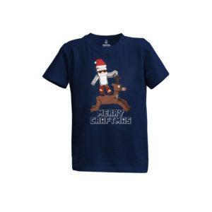 Tričko dětské Merry Craftmas