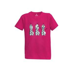 Tričko dětské Sněhulák