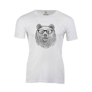 Tričko pánské Beary Clever
