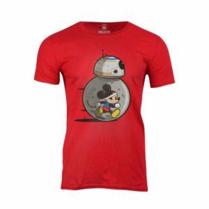Tričko pánské Běžec Mickey