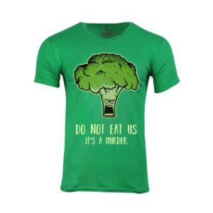 Tričko pánské Broccoli Murder