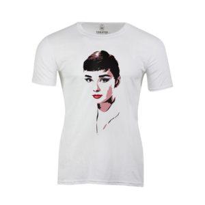 Tričko pánské Colourful Audrey