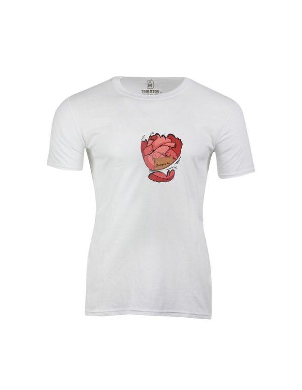 Tričko pánské Dárce srdce