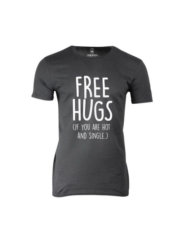 Tričko pánské Free Hugs