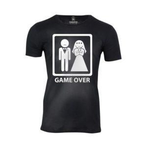 Tričko pánské Game Over