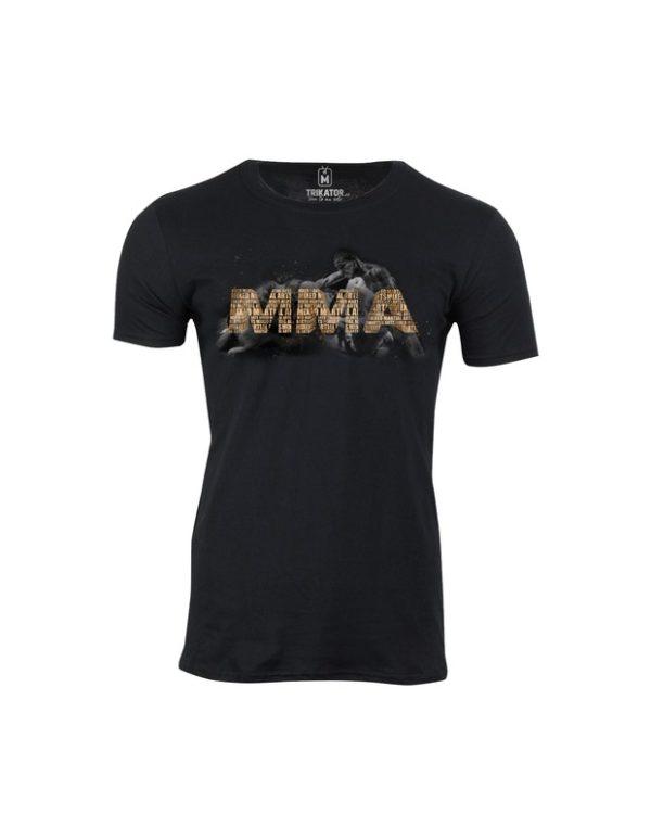Tričko pánské Golden MMA