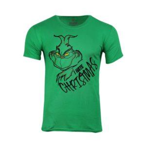 Tričko pánské Grinch