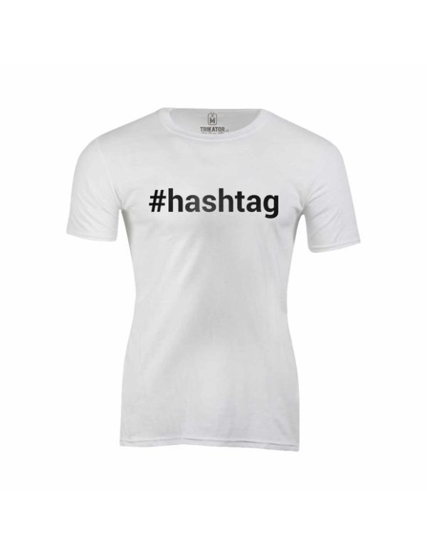 Tričko pánské Hashtag Hashtag