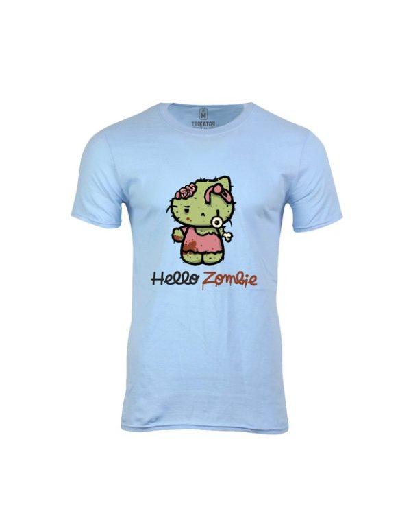 Tričko pánské Hello Zombie