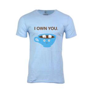 Tričko pánské I own you