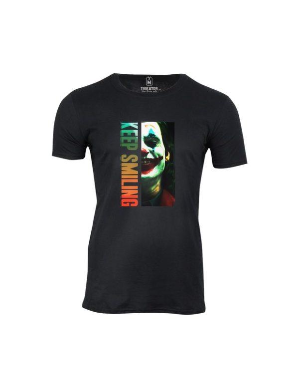Tričko pánské Joker Batmanův sok