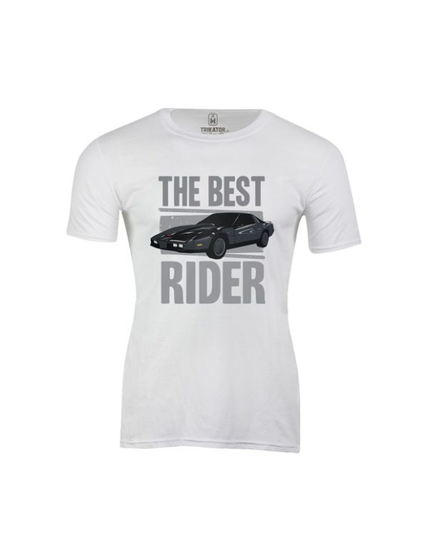 Tričko pánské Knight Rider