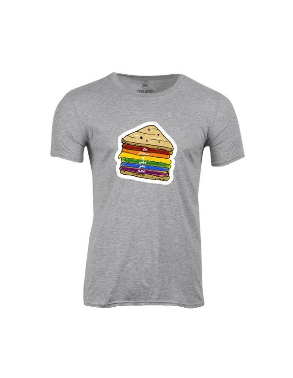 Tričko pánské LGBT Sandwich
