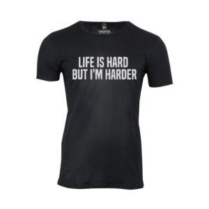 Tričko pánské Life is hard