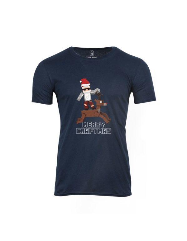 Tričko pánské Merry Craftmas