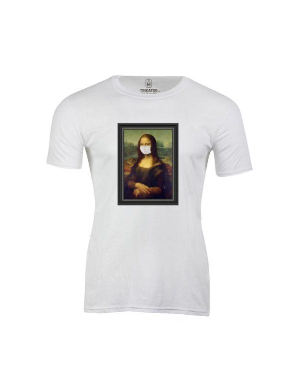 Tričko pánské Mona Lisa