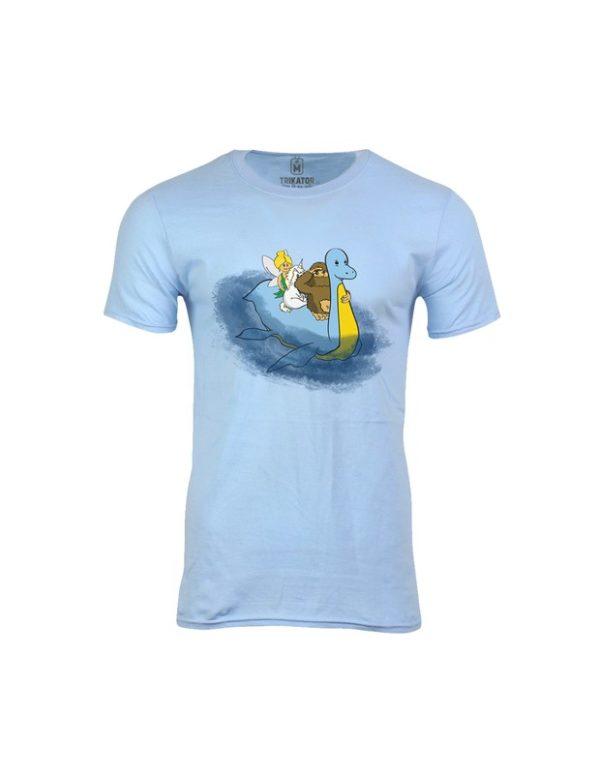 Tričko pánské Neuvěřitelní plavci