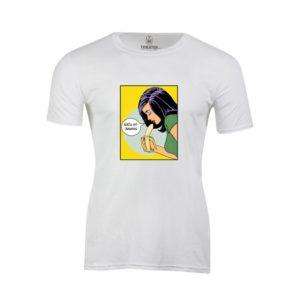 Tričko pánské Pop Art Babe