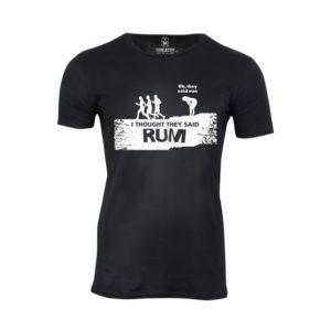 Tričko pánské Rum Black Edition