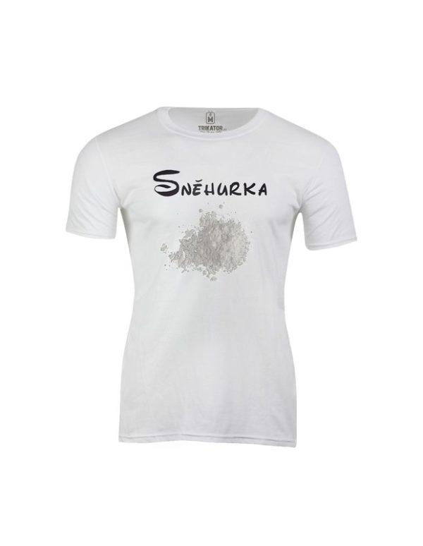 Tričko pánské Sněhurka