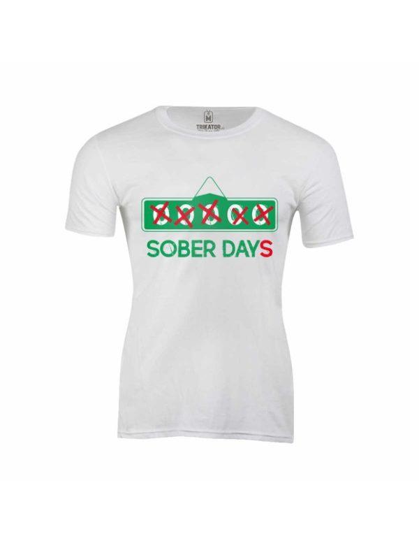 Tričko pánské Sober Days