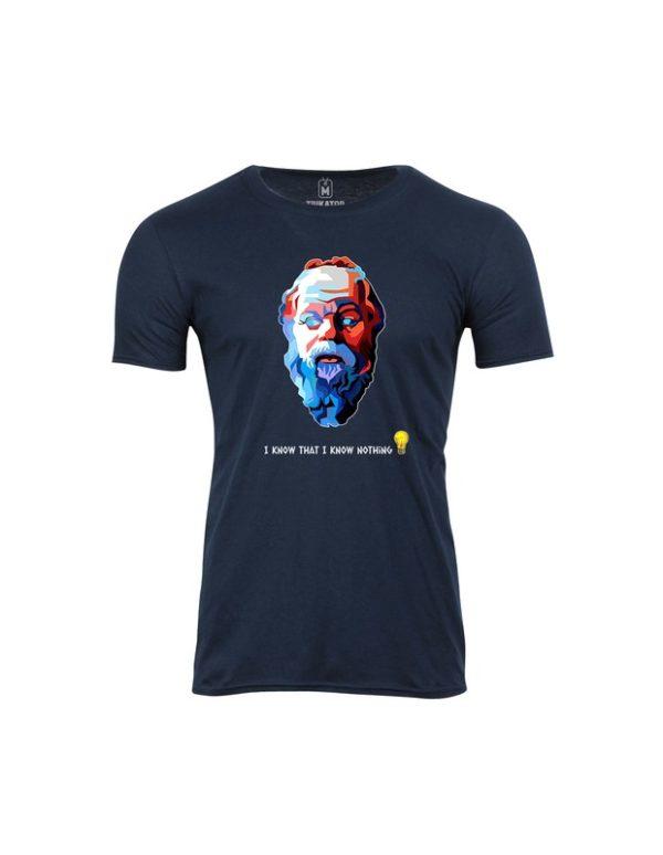 Tričko pánské Sokrates
