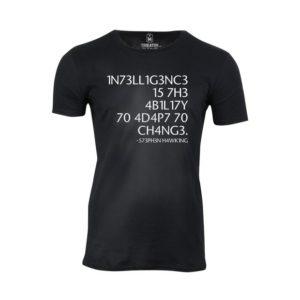 Tričko pánské Teorie inteligence