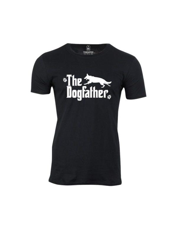 Tričko pánské The Dogfather