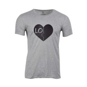 Tričko pánské Two Hearts
