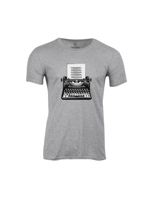 Tričko pánské Typewriter