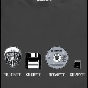 Trilobite šedé pánské tričko