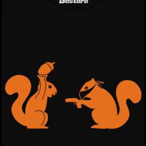 Veverky dámské tričko