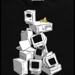 Compost pánské tričko