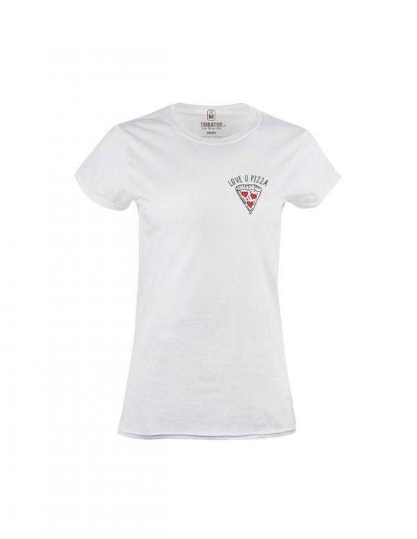 Dámské tričko Love U
