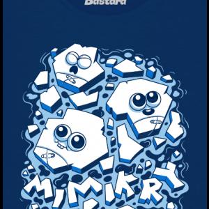 Ledové mimikry dámské tričko