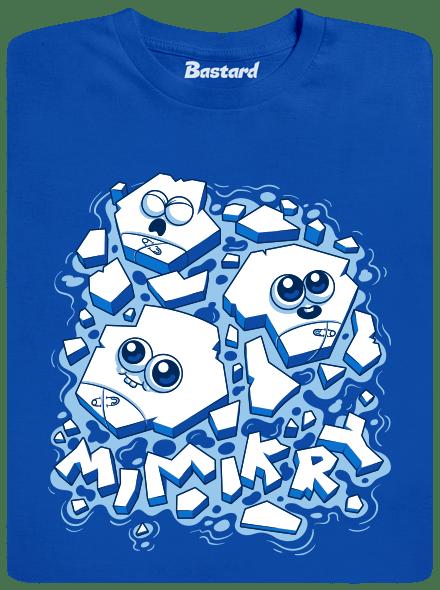 Ledové mimikry pánské tričko
