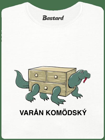 Varan Komodský dámské tričko