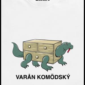 Varan Komodský pánské tričko