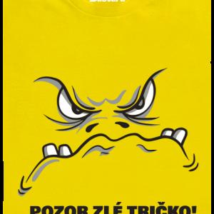 Zlé tričko dětské tričko
