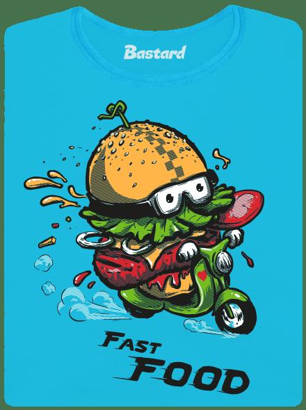 Fast food dámské tričko