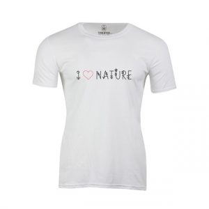 Tričko pánské I love Nature