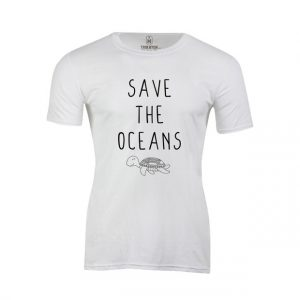 Tričko pánské Save the Ocean