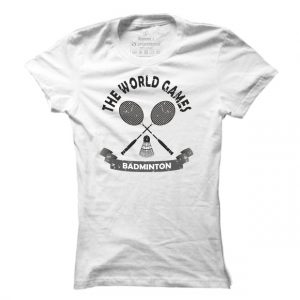 Badmintonové tričko The World Games pro ženy