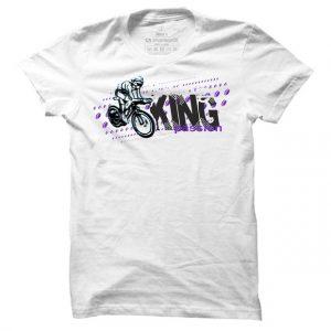 Cyklistické tričko Biking Passion pro muže